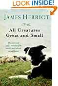 #7: All Creatures Great and Small: The Warm and Joyful Memoirs of the Worlds Most Beloved Animal Doctor