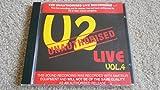 U2 Unauthorised Live Volume 4. usato  Spedito ovunque in Italia