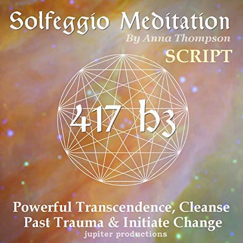 417 Hz Solfeggio Meditation: Powerful Transcendence, Cleanse Past Trauma & Initiate Change (English Edition)