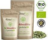 Walnussblätter Bio (250g) Walnussblättertee aus kontrolliert biologischen Anbau vom Achterhof