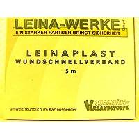 Leina Werke REF 70053 Leinaplast Wundschnellverband-EL, 500 x 4cm preisvergleich bei billige-tabletten.eu
