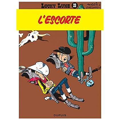 Lucky Luke, tome 28 : L'Escorte