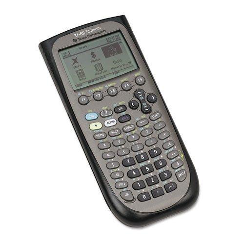 TI-89 Titanium Programmierbarer Grafikrechner