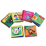 Domybest 6PCS/Set Soft Cloth Books Infant Toddler Early - Best Reviews Guide