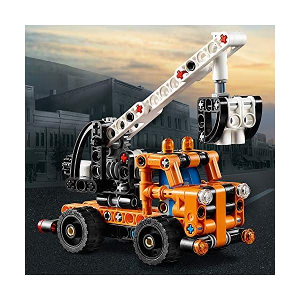 LEGO Technic - Gru a cestello, 42088 2 spesavip