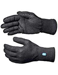 Rothco Hanz Waterproof Gloves, Black, Medium