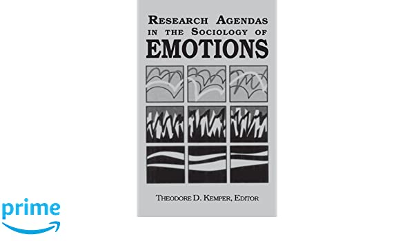 Research Agendas in the Sociology of Emotions (SUNY Series