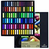 Desconocido Set de Pinturas Rembrandt 90 de Media Barra, Pasteles Suaves