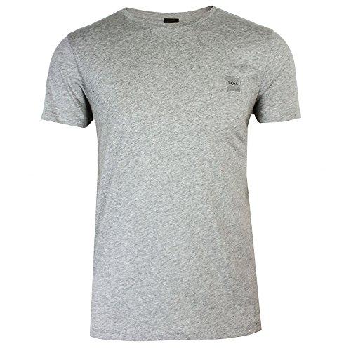 Hugo Boss Tommi UK Plain T-Shirt Black 50328440
