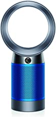 Dyson Pure Cool Air Purifier (Advanced Technology), Wi-fi & Bluetooth Enabled, Model DP04 (Iron/Blue)