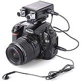 Boya BY-SM80Micro à condensateur stéréo réglable pour appareil photo/caméscope numérique Canon/Nikon