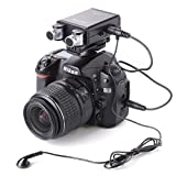 Photo Et Camescopes Best Deals - BOYA BY-SM80Microphone Stéréo à Condensateur Réglable Pour Canon/Nikon DSLR appareil photo/caméscope