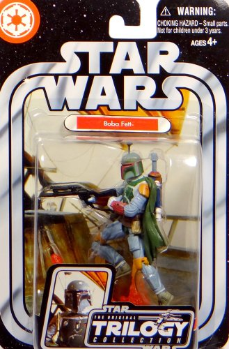 "'Boba Fett Pit Of carkoon ""Return Of The Jedi – Star Wars The Original Trilogy Collection 2004 (OTC) de Hasbro"