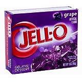 Jell-O Grape Gelatin Dessert 85g