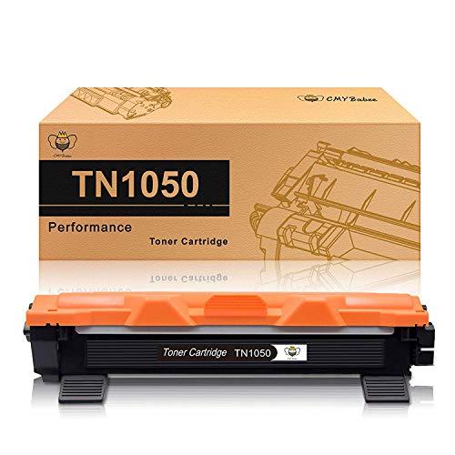 CMYBabee 1-Pacco Sostituzione per Brother TN 1050 TN-1050 Cartuccia del toner (1 nero) Compatibile per Brother DCP-1510 DCP-1512A HL-1110 HL-1212W HL-1112 HL-1112A HL-1210W MFC-1810 Stampante
