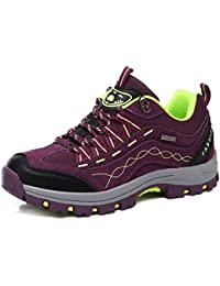 Amazon.it  Viola - Calzature da escursionismo   Scarpe sportive ... 35be0a735e3