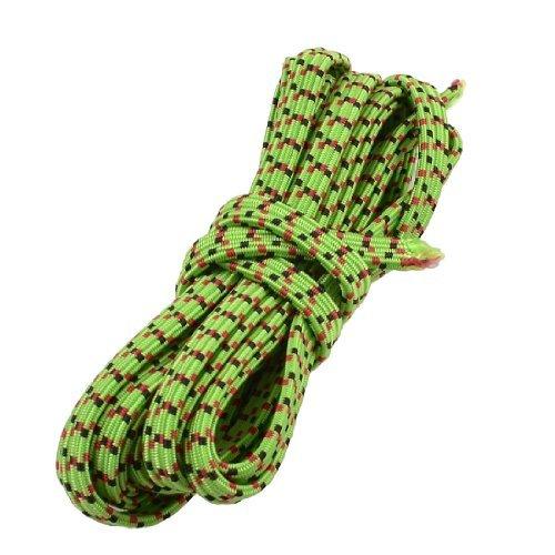 Grün Rot Elastische Bänder 2.6M 8.5Ft Länge für Hosen Band, 2.6