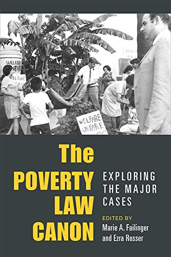 The Poverty Law Canon: Exploring the Major Cases (Class: Culture)