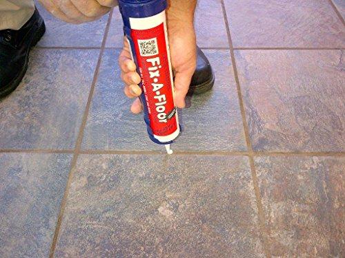 Fix-A-Floor Reparaturkleber für lose und hohle Fliesen, extrastark, FIX010