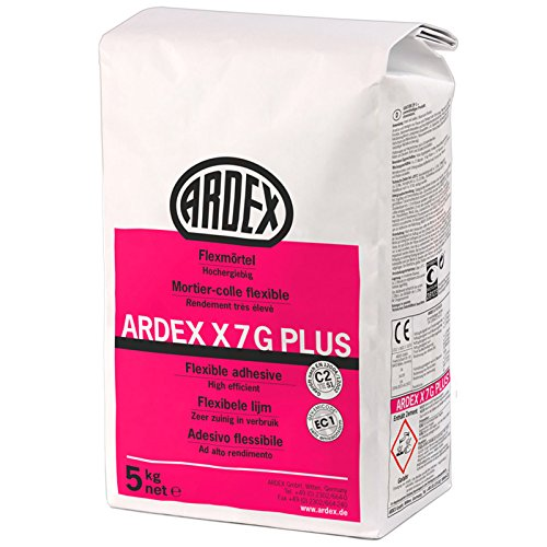ARDEX x 7 G PLUS Flexmörtel (5 Kilogramm)