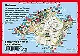 Mallorca: Die schönsten Küsten- und Bergwanderungen - 77 Touren - Mit GPS-Tracks - Rolf Goetz