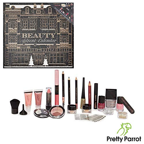 Academy of Colour Debenhams 2018 Beauty Cosmetic Make Up 24 Day Advent Calendar