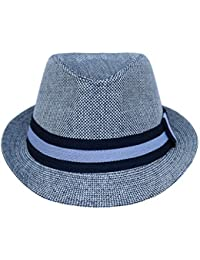 Saoye Fashion Gorros Playa De La Mujer Moderna Sombrero De Panamá Sombrero  Fácil De Igualar De 4c9419338b44
