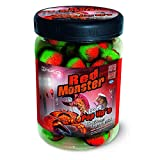 Radical Red Monster Neon Pop Ups Ø 16 mm, Ø 20 mm, 75 g, 16 mm, 20 mm