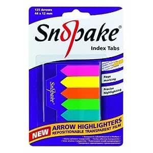 Arrow Highlighters Index Tabs