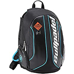 Bullpadel BPM16001 - Mochila, color negro, 30x45x24 cm