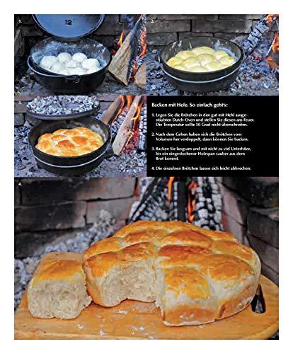 Dutch Oven – Kochen über offenem Feuer - 10