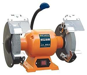 Metawood MTTL550-200 Touret à meuler combiné 200 mm 550 W