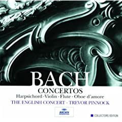 J.S. Bach: Concerto For Harpsichord, Strings, And Continuo No.1 In D Minor, BWV 1052 - 2. Adagio