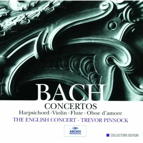 J.S. Bach: Concerto For 3 Harpsichords, Strings, And Continuo No.1 In D Minor, BWV 1063 - 2. Alla siciliana