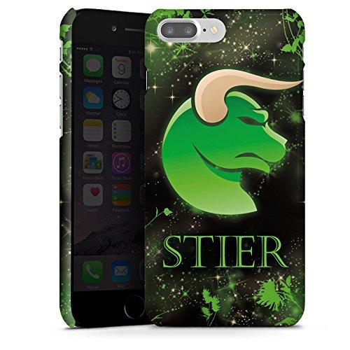Apple iPhone X Silikon Hülle Case Schutzhülle Sternzeichen Stier Astrologie Premium Case glänzend