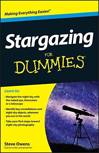 Stargazing For Dummies (English Edition)