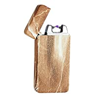 Oumosi Electronic Arc Lighter USB Rechargeable Flamless Windproof Lighter with USB Cable