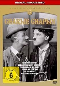 Charlie Chaplin Seifenkistenrennen (Frühe Kurzfilme)