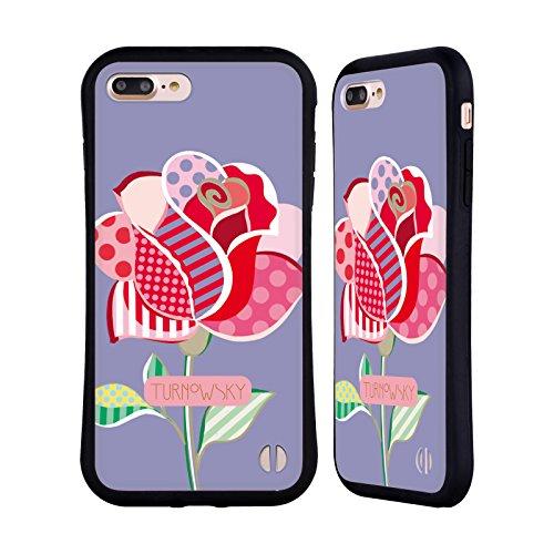 Ufficiale Turnowsky Gerghi Scoop Case Ibrida per Apple iPhone 6 Plus / 6s Plus Rosa