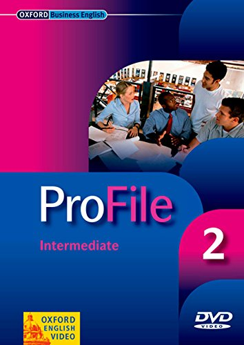 Profile 2. DVD por Jon Naunton