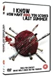 I Know How Many Runs You Scored Last Summer [DVD] [2008]