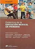 Didáctica de la Educación Musical en Primaria
