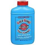 Gold Bond Foot Powder Maximum Strength, 4 oz by Gold Bond Amazon