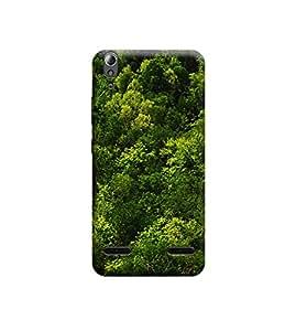 Ebby Premium 3d Desinger Printed Back Case Cover For Lenovo A6000 (Premium Desinger Case)