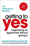 The world's bestselling guide to negotiation.Getting to Yes has been in print for over thirty years, and in that time has helped millions of people secure win-win agreements both at work and in their private lives. Including principles such as:Don't ...