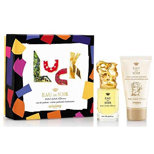 Sisley Eau Du Soir femme/woman Set Eau De Parfum 30 ml + Body Cream 50 ml, 1er Pack (1 x 1 Stück) - Eau Soir Parfum