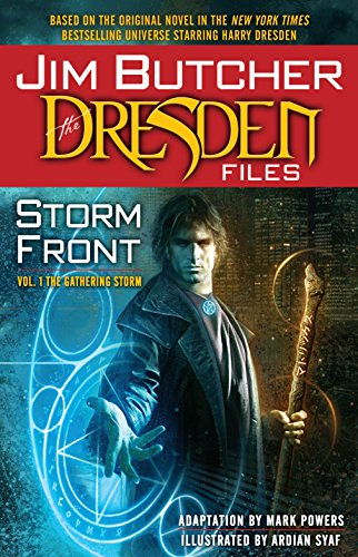 Jim Butcher: The Dresden Files: Storm Front: Vol. 1: The Gathering Storm