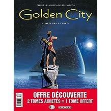PACK SERIES - GOLDEN CITY T1+T2 +T3