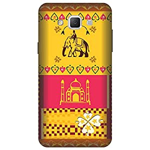 Digi Fashion Designer Back Cover with direct 3D sublimation printing for Samsung Galaxy Grand Max/3