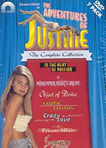 The Adventures of Justine - Complete Set [Import USA Zone 1]